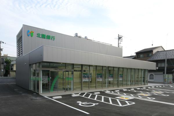 北國銀行英町支店|松本大建築設...